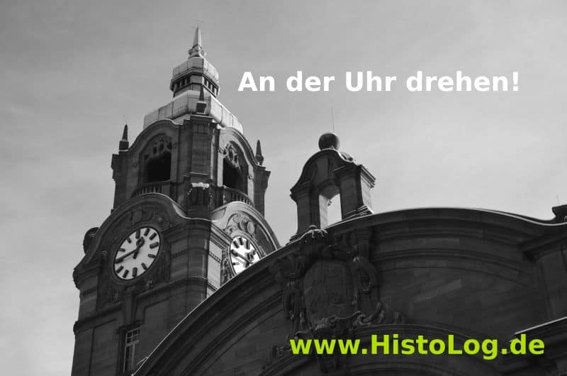 Werbung HistoLog 1
